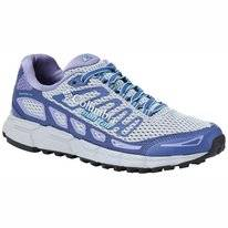 Trail Running Shoes Columbia Women Bajada III Cirrus Grey